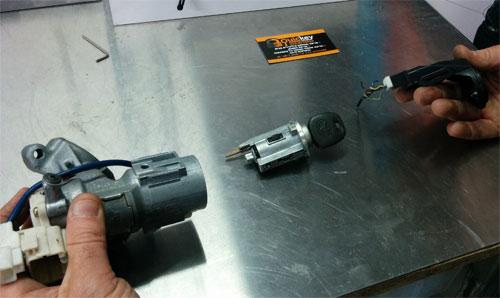 תיקון סוויץ' לרכב, רכיב מכאני, חשמלי ומשבת